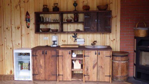Täispuidust Köök