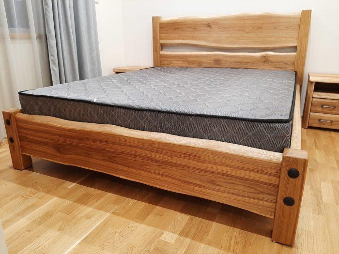 Täispuit voodi puitmööbel tamme puidust voodi massiiv puidust voodi voodikarkass vanutatud voodi 160x200 tammest voodi 120x200 voodi 180x200 voodi
