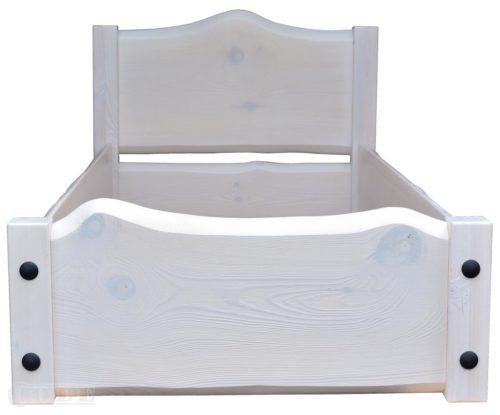 Täispuit voodi massiiv puitmööbel täispuidust laste voodi puidust voodikarkass vanutatud voodi