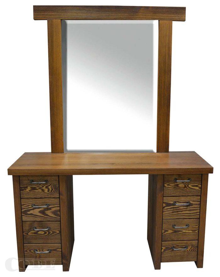 Täispuidust peegellaud peegelkapp puitmööbel mukilaud